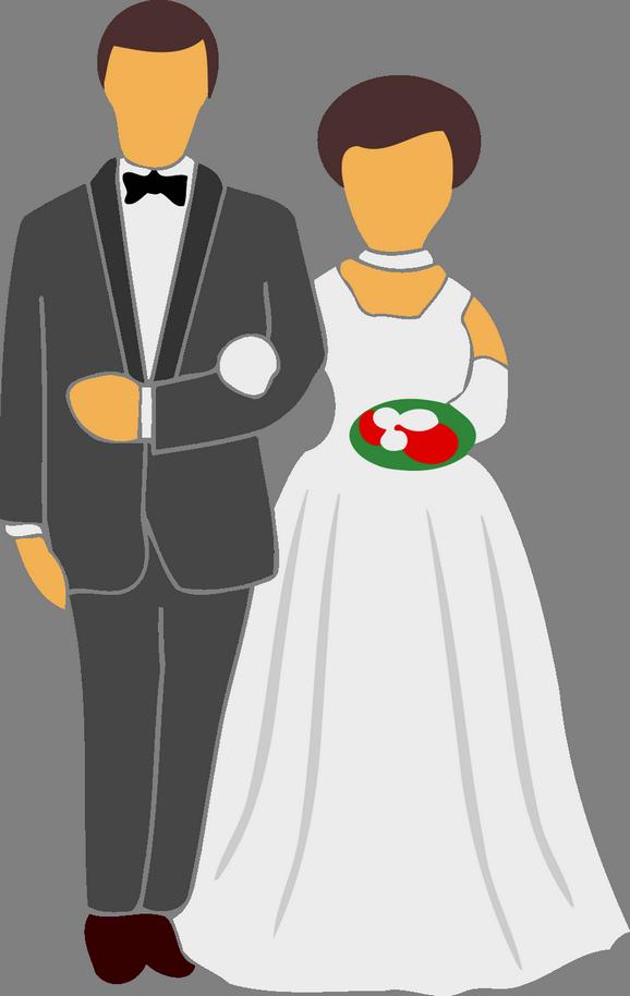 Gratulace k svatbě, veršované básničky - Gratulace k svatbě